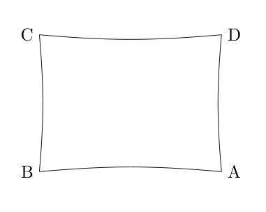 rectangle à main levée